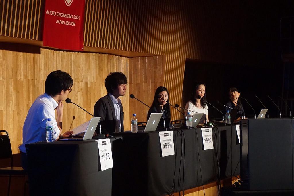 「学生による研究室紹介2015」開催レポート