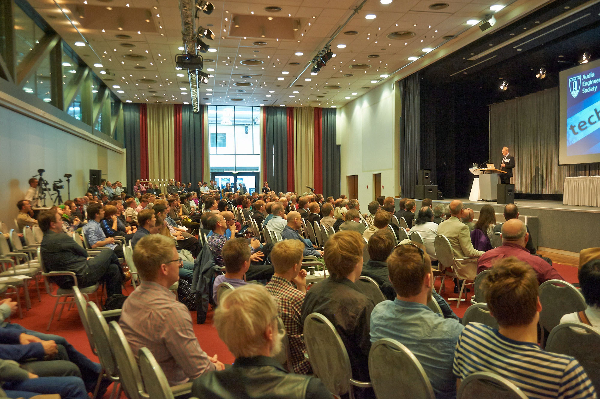 AES 136th Convention in Berlin レポート