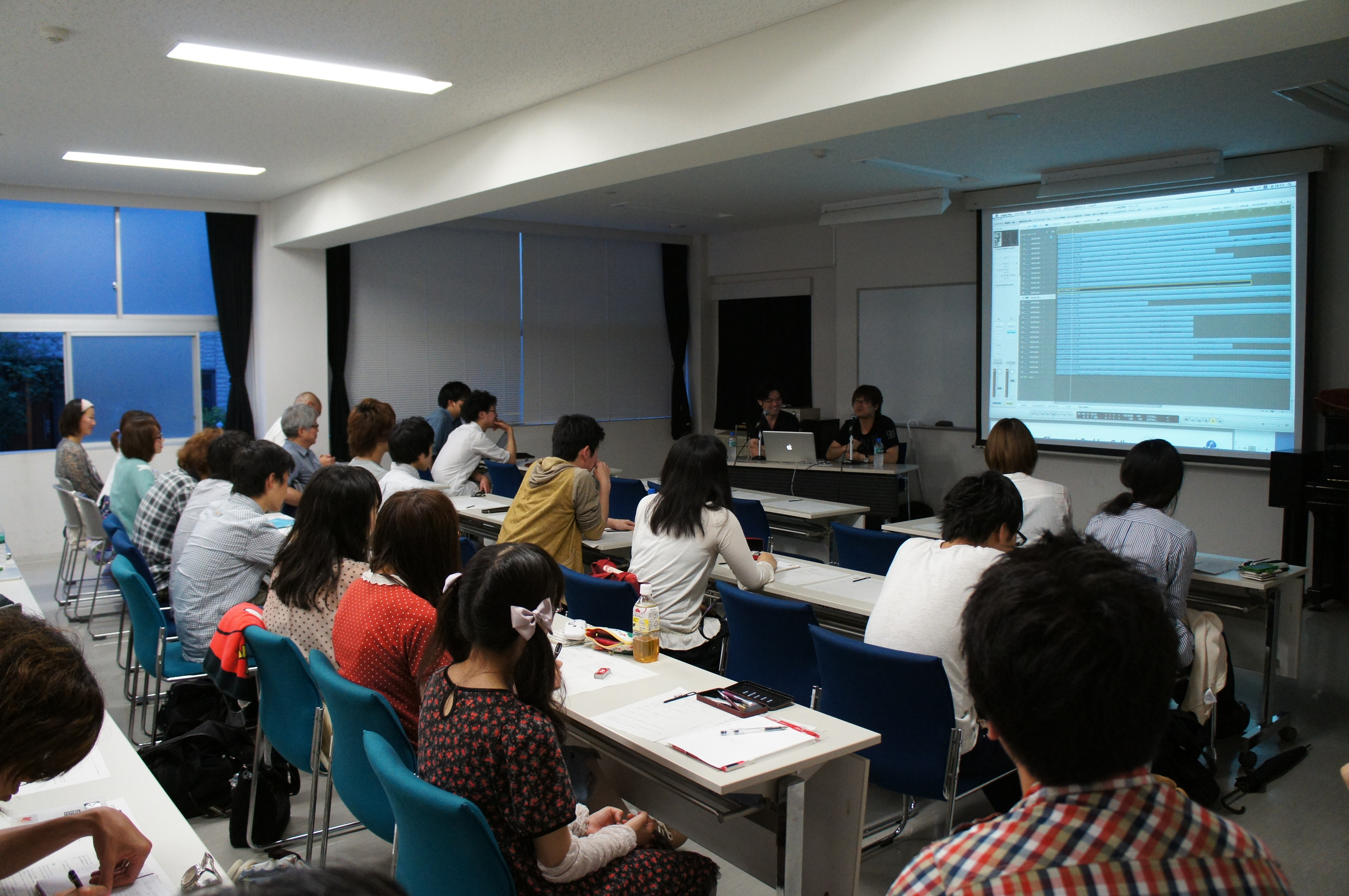 Sound & Music Workshop vol.4 レポート!