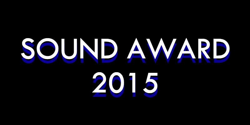 学生レコーディングコンペティション「サウンドアウォード2015」開催決定!作品募集中